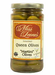 Martini Pimento Stuffed Queen Olives In Vermouth