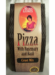 Pizza Crust with Rosemary & Basil Mix
