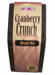 Cranberry Crunch Bread Mix