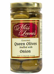 Onion Stuffed Queen Olives