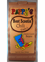 Pappy's Chili Fixin's - Quick Cook Beans