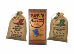 Assorted Chili Fixin's 3 Pack - Choose Your Own Flavors!
