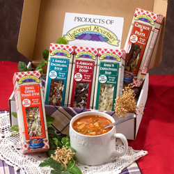 Assorted Box Soups 5 Pack - Choose Your Own Flavors!