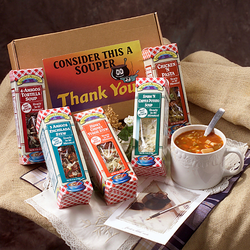 """Consider this a Souper Thank You"" 5 Pack Gift Set"