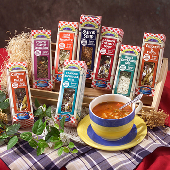 Leonard Mountain Assortedd 7 Pack Soups