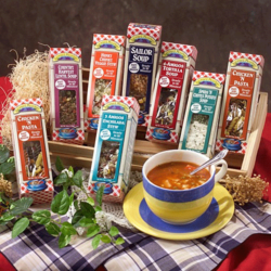 Assorted Box Soups 12 Pack - Choose Your Own Flavors!