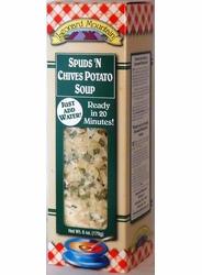 Spuds 'n Chives Potato Soup