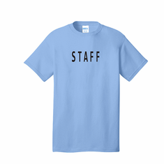 Staff t-shirt (set of 5)