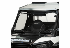 Seizmik Versa-Vent Hard Coated Front Windshield - Polaris RZR XP 1000 | XP Turbo | S 1000 | 900 | S 900