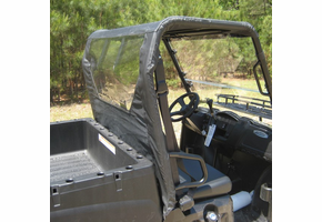 Seizmik Soft Top and Rear Panel - 2009-14 Full Size Polaris Ranger XP 700 | XP 800 and 2016-20 570