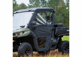 Seizmik Full Hinged Framed Doors - Can Am Defender