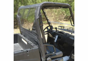 Seizmik Soft Top and Rear Panel - 2010-14 Mid Size Polaris Ranger 400 | 500 | 570 | 800 | EV