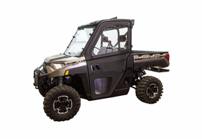 Seizmik Full Hinged Framed Doors - 2009-20 Polaris Ranger
