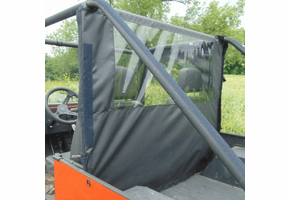 3 Star Rear Soft Panel - Mahindra ROXOR