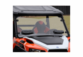 Seizmik Versa-Vent Hard Coated Front Windshield - Polaris General 1000 | XP 1000