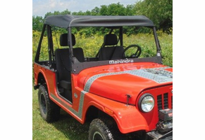 3 Star Soft Top - Mahindra ROXOR