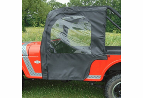 3 Star Soft Full Doors - Mahindra ROXOR