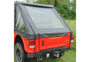 3 Star Soft Bed Cover - Mahindra ROXOR