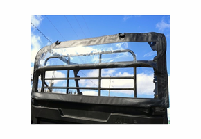 Over Armour Soft Rear Panel - Kawasaki Mule Pro-MX
