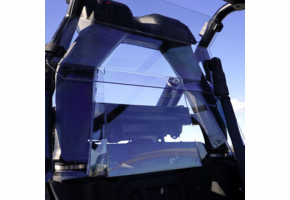 Over Armour Hard Rear Window - Polaris RZR RS1