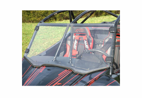 Over Armour Full Front Windshield - Arctic Cat Wildcat XX