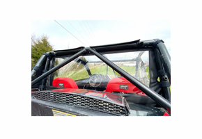 Over Armour Soft Rear Panel - Arctic Cat Wildcat XX