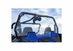 Over Armour Hard Rear Window - Arctic Cat Wildcat Trail | Sport