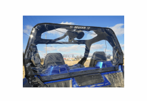 Over Armour Soft Rear Window - Arctic Cat Wildcat Trail | Sport