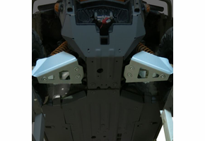 Rival Front A-Arm Guards - Can Am Commander