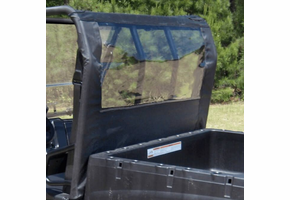Seizmik Rear Dust Panel - 2009-17 Polaris Ranger