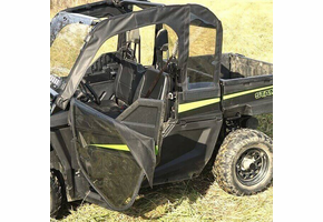 Over Armour Doors and Rear Window - Textron Stampede