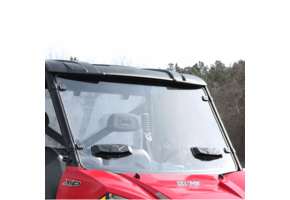 Seizmik Versa-Vent Hard Coated Front Windshield - 2013-20 Polaris Ranger