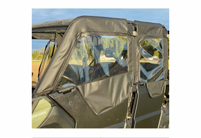 Over Armour Soft Doors - Can Am Defender Max