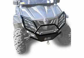 Rival Full Face Front Brush Guard - 2014-19 CF Moto ZForce 500 | 800 | 800EX | 1000