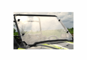 Over Armour Full Front Lexan Windshield - Polaris RZR 170