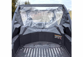 Over Armour Soft Rear Window - Kawasaki Teryx KRX 1000