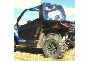 Over Armour Soft Doors and Rear Window - Arctic Cat Wildcat Trail | Sport