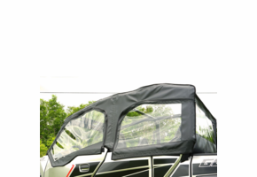 Over Armour Soft Upper Doors and Rear Window - Polaris General 4 1000 | XP 4 1000