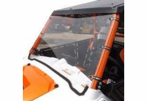 Dot Weld Full Front Windshield - 2008-18 Polaris RZR 570 | S 570 | 800 | S 800 | XP 900