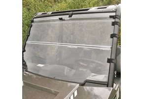 Dot Weld Folding Front Windshield - 2015-20 Mid Size Polaris Ranger 500 | 570 | ETX | EV