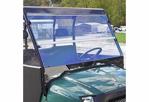 Dot Weld Folding Front Windshield - 2005-08 Polaris Ranger 500 | 700