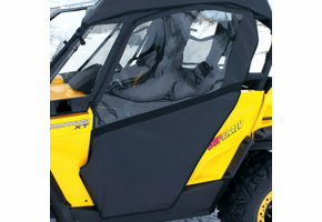 Over Armour Soft Doors - Can Am Commander