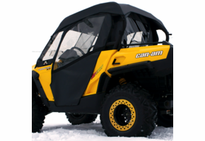 Over Armour Doors, Rear Window and Top |No Windshield| - Can Am Commander