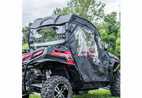 3 Star Soft Full Doors and Rear Panel - CFMOTO ZForce 500 | 800 | 800EX