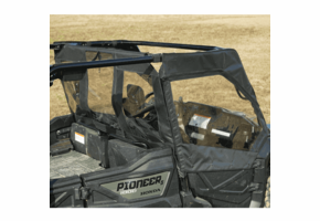 Over Armour Soft Upper Front Doors and Middle Window - Honda Pioneer 1000-5