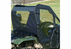 Over Armour Soft Doors and Rear Window - Honda Pioneer 500
