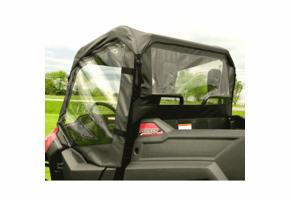 Over Armour Soft Doors and Rear Window - Honda Pioneer 700