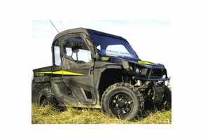Over Armour Doors, Rear Window and Top |No Windshield| - Textron Stampede