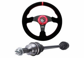 Drivetrain | Steering | Suspension
