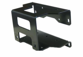 Viper Winch Mount - 2006-07 Polaris Hawkeye